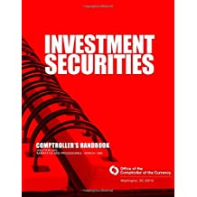 Investment Securities: Comptroller's Handbook Section 203