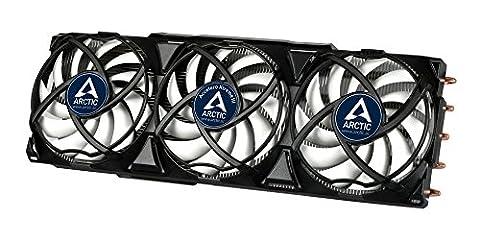 Arctic Accelero Xtreme III Grafikkartenkühler für NVIDIA und AMD (Twin Turbo Fan)