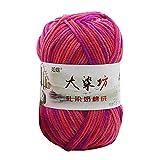 Wuayi 1PC 50g Grosse coloré pour bébé en acrylique...