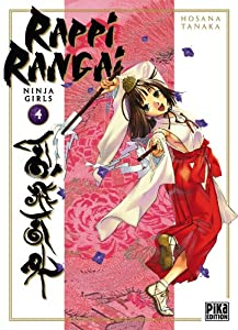 Rappi Rangai Edition simple Tome 4