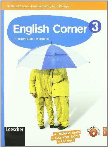 English corner. Student's book. Per la Scuola media. Con espansione online: 3