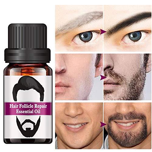 Nuevo RtopR Barba Reparación folículo capilar Aceite