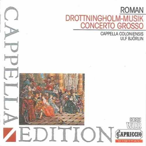Drottningholm-Musik/Conc.Gr.