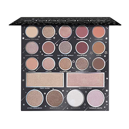 Catrice - Lidschattenpalette - STARGAMES 21 neo nude colour eyeshadow and face palette