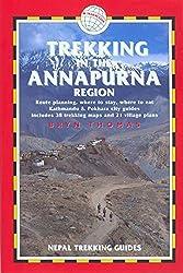 Trekking in the Annapurna Region, 4th: Nepal Trekking Guides by Bryn Thomas (2006-04-01)