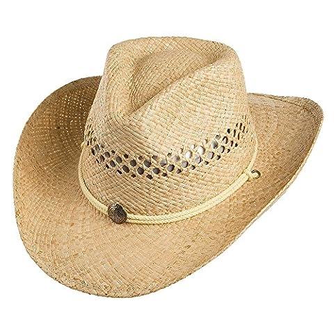 Jaxon & James Maggie May Cowboy Hat - Natural Small/Medium