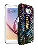 League Of Legends LOL Samsung Galaxy S6 Schutz Hülle Game Logo League Of Legends LOL Samsung S6 Case Waterproof for Girl Boy League Of Legends LOL Handy Hülle Samsung Galaxy S6