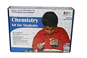 Do It Yourself Chemistry Kit Educational Learning Toy