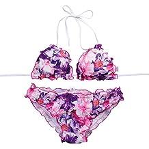 750aa52279 feiXIANG Bikini Estate Mutande Costume da Bagno Spingere Verso l'Alto Costumi  da Bagno Donne