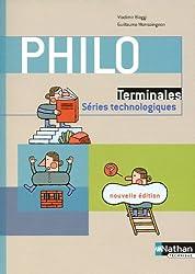 Philosophie Tle séries technologiques : Nouvelle édition