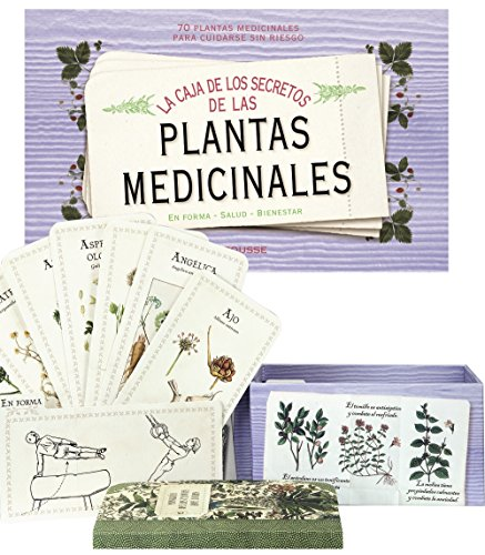 Los secretos de las plantas medicinales (Larousse - Libros Ilustrados/ Prácticos - Ocio Y Naturaleza - Jardinería) por Larousse Editorial