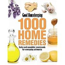 Good Housekeeping 1000 Home Remedies