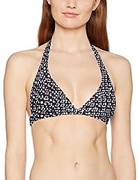 Happy and So Triangle Imprimé, Haute de bikini  Femme