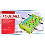 IGP Mid-Sized Foosball Mini Football Table Soccer Game For Kids Size 20x12.20x4.33 In