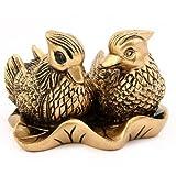 Couple de Canards Mandarins - Symbole D'Amour En Asie - Feng Shui...