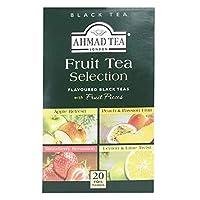 Ahmad Tea Fruit Tea Selection, 20 Tea Bags