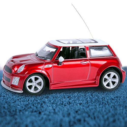 kids-toy-car-mini-cooper-racer-radio-remove-control-rc