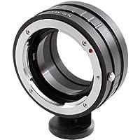 Polaroid bayonet lens mount adapter, canon eos lenses to the canon mirror less camera body