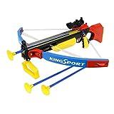 Toyshine Big 2.5 Ft Crossbow Toy With Sa...