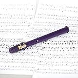 Andoer Mini Sassofono Sax Xaphoon Pocket Sassofono Eb Plastica con Strumento a Fiato Legatura Reed Music Score Gig Bag - Andoer - amazon.it