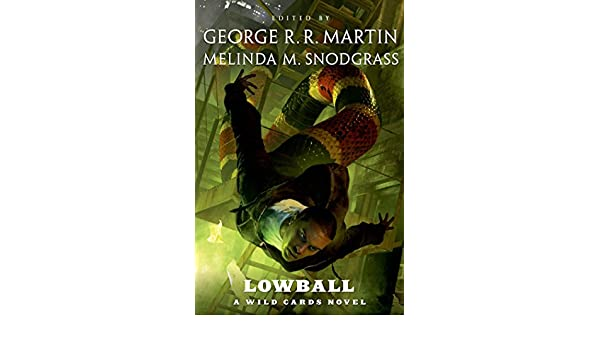 Buy Lowball A Wild Cards Novel Book Online At Low Prices In India