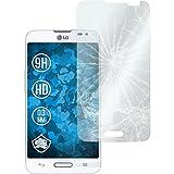 PhoneNatic 1 x Protection écran Verre trempé Clair Compatible avec LG L70