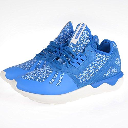 Adidas Tubular PR Uomo Trainers Azzurro