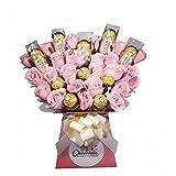 Ferrero Rocher 20 Chocolate Bouquet - Sweet Hamper Tree Explosion