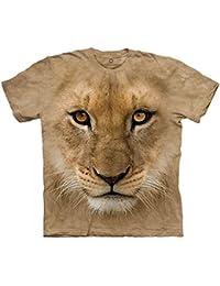 The Mountain Unisexe Enfant Tete De Lionceau T Shirt