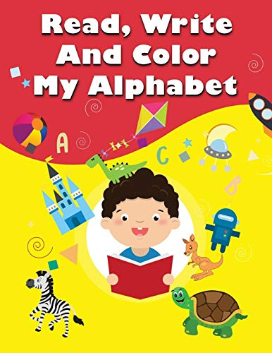 Read, Write and Color My Alphabets