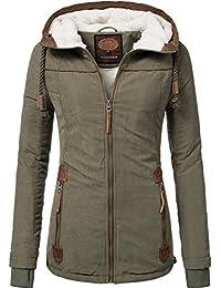 Urban Surface Damen Winter Jacke 44333A