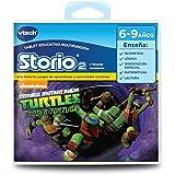 VTech Storio - Juego para tablet educativo, Tortugas Ninja (3480-231322)