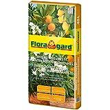 Floragard Zitrus- und Mediterranpflanzenerde 40 L, für Oleander, Olivenbaum, Limetten-, Orangen-, Zitronenbaum u. andere mediterrane Pflanzen