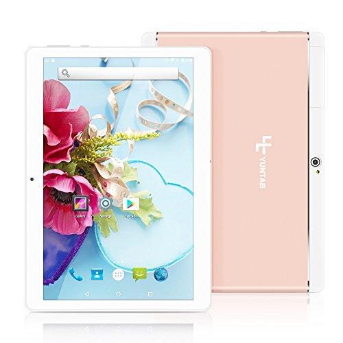 yuntab tablet Yuntab 10.1 Inch Quad Core CPU MT6580 Cortex A7 Android 5.1
