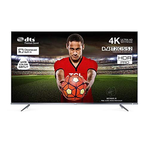 TCL 43DP640 109 cm (43 Zoll) Fernseher (Ultra HD, Triple Tuner, Smart TV)