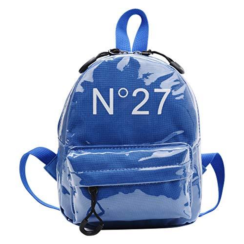 Mitlfuny handbemalte Ledertasche, Schultertasche, Geschenk, Handgefertigte Tasche,Kinderrucksack New Simple Parent Bag Kindergeldbeutel-Set für Kinder