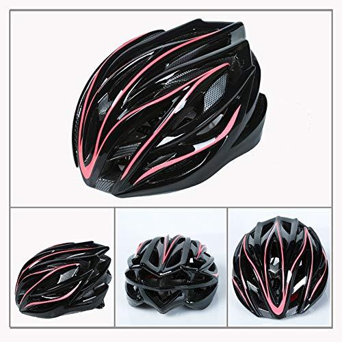 BLTX Specialized Fahrradhelm MTB Helm Mountainbike Helm Herren & Damen Schwarz Fahrrad Helm Integral 28 BelÜFtungskanäle,1