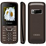(CERTIFIED REFURBISHED) IKALL Multimedia Mobile Phone K88,Brown