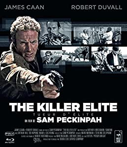 The Killer Elite (Tueur d'élite) [Blu-ray]