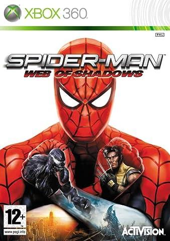 Spider-Man: Web of Shadows (Xbox 360) [Import UK] (Spiderman Web)
