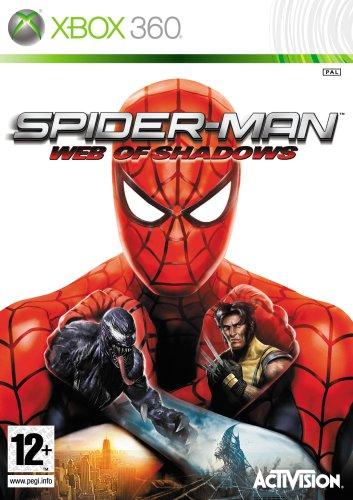 Spider-Man: Web of Shadows (Xbox 360) [Import UK] (Web-360)