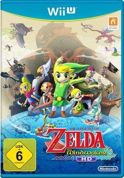 Preisvergleich Produktbild Zelda: Wind Waker HD Wii U