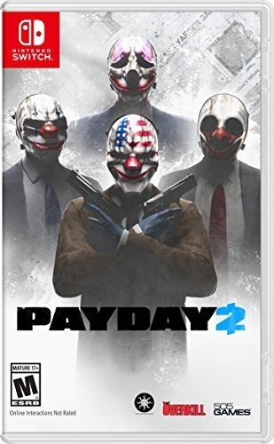 Payday 2 – Nintendo Switch 51ukiy n05L