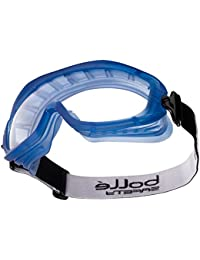 Bolle Atom Safety Goggles Clear - Ventilated