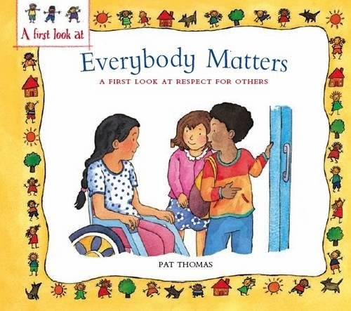 Everybody matters : respect for others