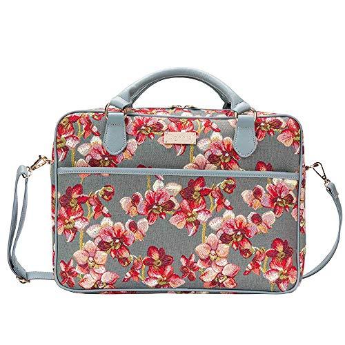 Signare Tapestry Computer-Tasche für Damen. Modische Laptoptasche für bis zu 15,6