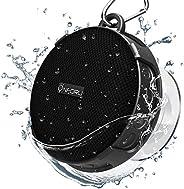 Onforu Shower Speaker, IPX7 Waterproof Outdoor Bluetooth Speaker with Suction Cup, Portable Mini Wireless Spea