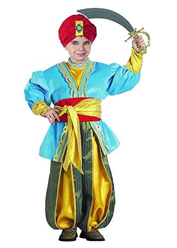 Sultan Kinder Kostüm (Größe - Genie Halloween-kostüm Mädchen