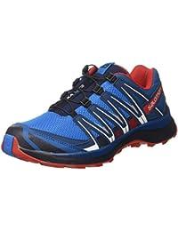 Salomon Homme XA Lite Chaussures de Course à Pied et Trail Running, Synthétique/Textile