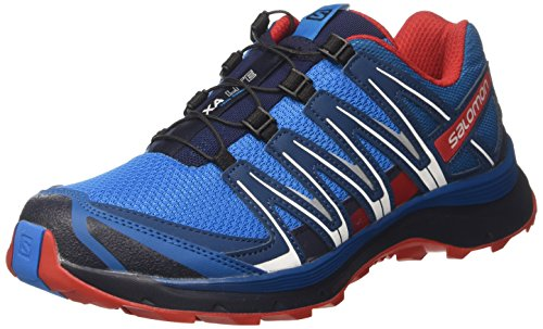 Trail-running-schuh (Salomon XA Lite Herren Traillaufschuhe, Hawaiian Surf/Poseidon/Barbados Cherry, 46 EU)